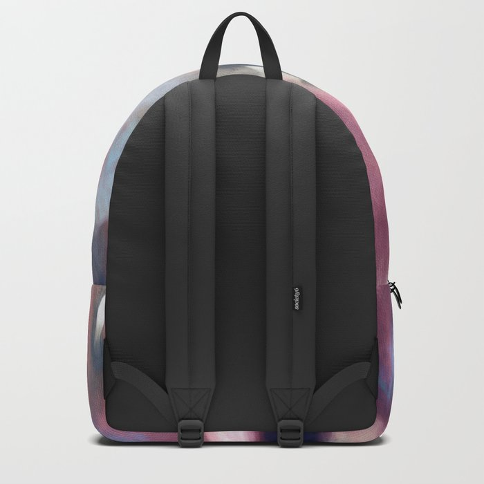 Organic Abstract 2 Backpack