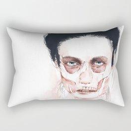 Deep cuts Rectangular Pillow