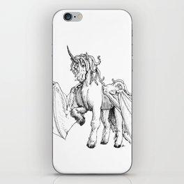 Dragonicorn iPhone Skin