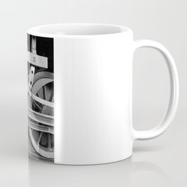 locomotive wheels Coffee Mug