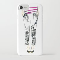 geo iPhone & iPod Cases featuring Geo by Yaz Raja Designs