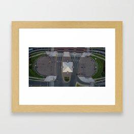Obelisco de Buenos Aires Framed Art Print