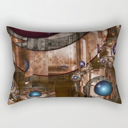 5:30am Rectangular Pillow