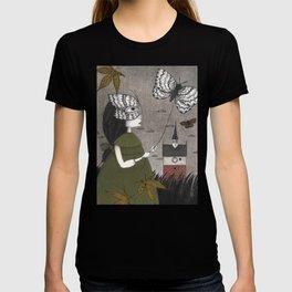 Oda (An All Hallows' Eve Tale) T-shirt