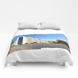 Northeastern State University - The W. Roger Webb IT Building, No. 8 Comforters