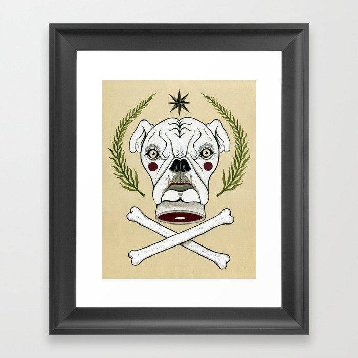 Cecelia  Framed Art Print