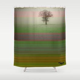 Folsom by Kenny Rego Shower Curtain