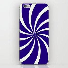 A Whirlwind Life iPhone Skin