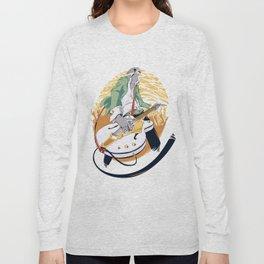 GRETSCH - White Falcon Long Sleeve T-shirt