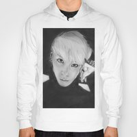 shinee Hoodies featuring Jonghyun by Roxie33