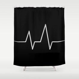 Lifeline Shower Curtain