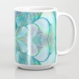 Abalone Shell Nautilus Kalidescope Coffee Mug