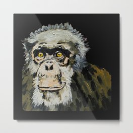 Billy Joe, the Chimpanzee (1969-2006) Metal Print