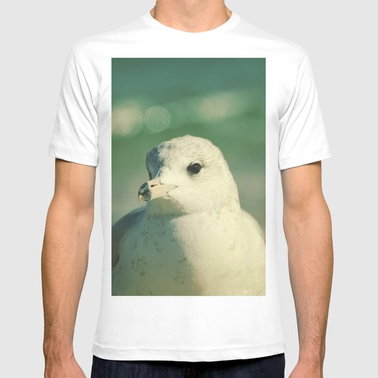 Seagull Close Up T-shirt