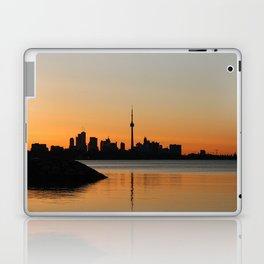 Toronto Sunrise Laptop & iPad Skin