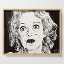 Bette Davis/Baby Jane by marksatchwillart