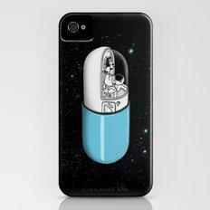 Space Capsule iPhone (4, 4s) Slim Case