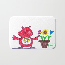 Care Bear's Easter Bath Mat