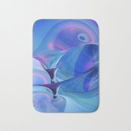 Abstract Composition 57 Bath Mat