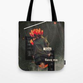 Save Me Tote Bag