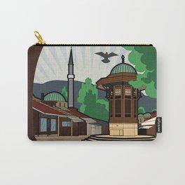 Sarajevo - landscape Carry-All Pouch