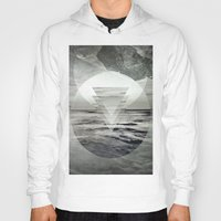 inception Hoodies featuring Inception Landscape by monicamarcov