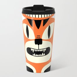 Totem Cat Travel Mug