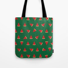 Sweet Watermelon Pictures Pattern Tote Bag