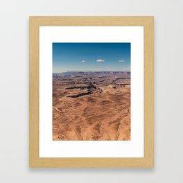Canyonlands Framed Art Print
