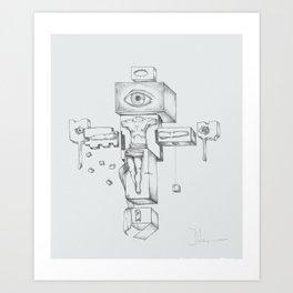 5-8-94 Art Print
