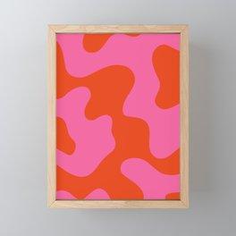 Rest Framed Mini Art Print