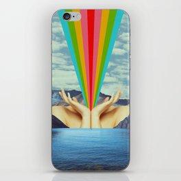 She's a Rainbow iPhone Skin