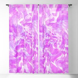 Florally Yours Blackout Curtain