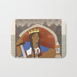 Queen of Swords - Azealia Banks Bath Mat