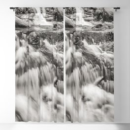 The waterfalls land Blackout Curtain