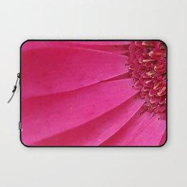 Pink Sunburst Laptop Sleeve