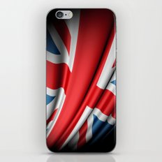 Flag of Great Britain iPhone & iPod Skin