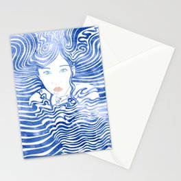 Water Nymph XLIII Stationery Cards