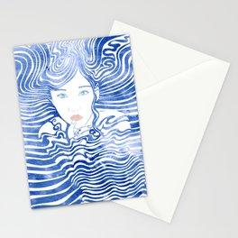 Water Nymph XLIII Stationery Cards