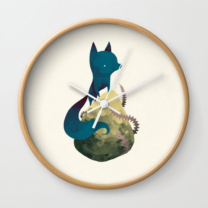 blacko Wall Clock