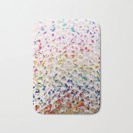 Holographic Bubblewrap Bath Mat