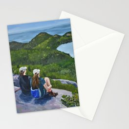 Mount Champlain View Stationery Cards