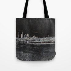 east side Tote Bag
