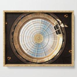 Circles Within Circles Serving Tray