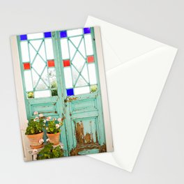 Spring is coming Stationery Cards