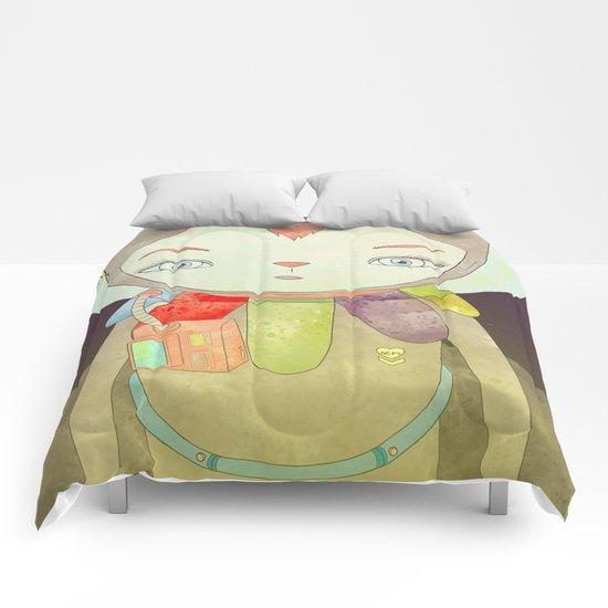 탐사 TO YOUR HEART TO THE MOON Comforters