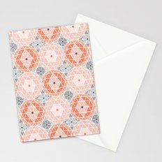 Geodome - Pink Stationery Cards