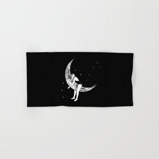 Moon Lover Hand & Bath Towel