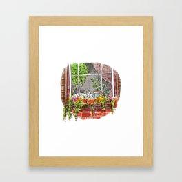 Shih Tzu Framed Art Print