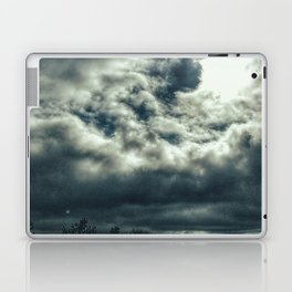 Thunder is coming Laptop & iPad Skin